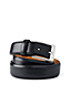Men's Regular Feather Edge Leather Belt
