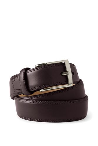 Men's Regular Glove Leather Belt