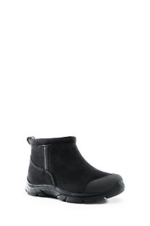 Boys' Everyday Suede Boots
