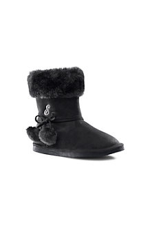 Girls' Cosy Boots