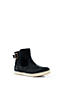 Girls' Suede Ankle Boots
