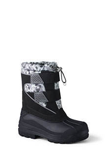 Snow Plow Boot