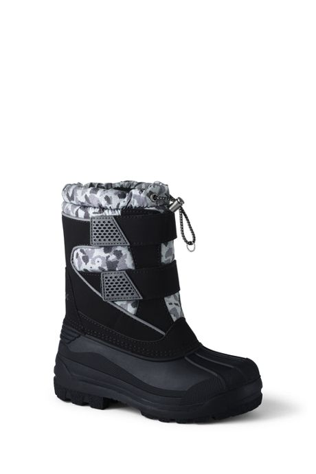 Kids Snow Plow Boots