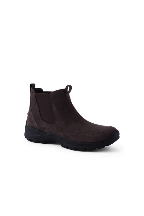 School Uniform Men's All Weather Chelsea Boots