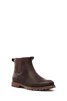 Men's Rugged Chelsea Boots