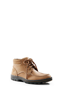 Men's Lightweight Comfort Lace-up Boots