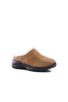 Women's Cosy Suede Mules