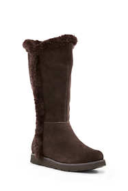 Women's Plush Tall Boots