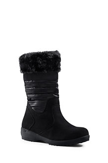 Women's Pull-on Winter Boots
