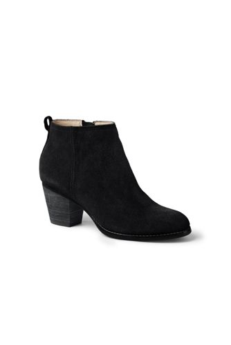 Les Bottines Harris, Femme Pieds Standards