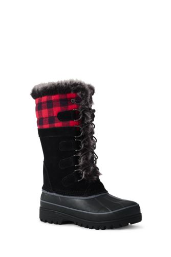 Lands End Hillary Women's Tall Snow Boots
