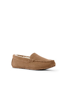 Women's Suede Moccasin Slippers