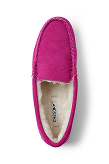 Women's Hand-Sewn Moccasin Slippers