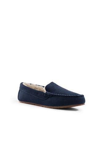 Women's Regular Hand-Sewn Moccasin Slippers