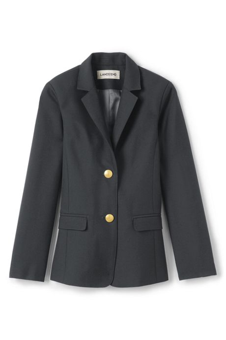 School Uniform Girls Hopsack Blazer