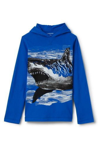 Little Boys' Graphic Hoodie