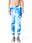 Women's Patterned LE Sport Running Crops
