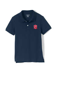 Exclusive Little Kid Tailored Fit Interlock Polo