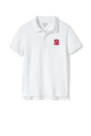 Exclusive Kids Tailored Fit Interlock Polo