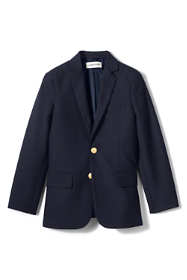 Boys Tailored Fit Hopsack Blazer