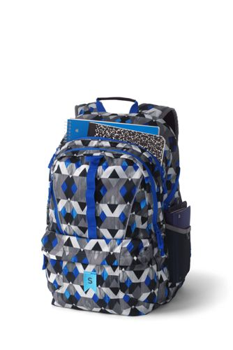 Boys' Print Classmate Large Backpack