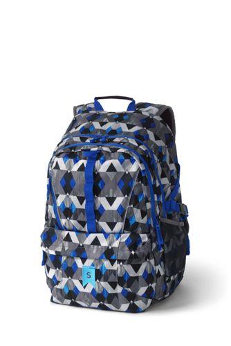Boys' Print Classmate Large Backpack