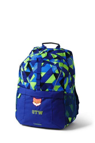 ClassMate Medium Backpack - Print