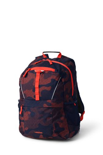 Boys' Print Classmate Medium Backpack