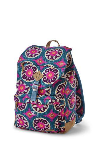 Backpacks for Girls   Lands' End   Girls Lunch Boxes