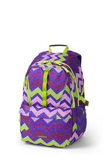 Girls' Print Classmate Large Backpack