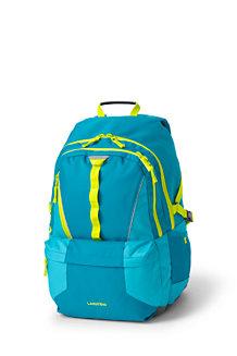 Großer einfarbiger ClassMate Rucksack für Mädchen