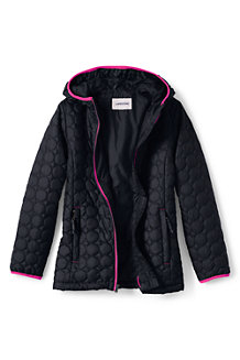 Girls' Lightweight Packable Primaloft® Jacket