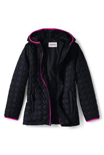 Verstaubare PrimaLoft® Jacke für kleine Mädchen