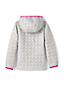 Girls' Lightweight Patterned Packable Primaloft® Jacket