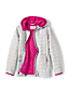 Little Girls' Lightweight Patterned Packable Primaloft® Jacket