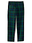 Boys' Iron Knee® Plaid Cadet Trousers