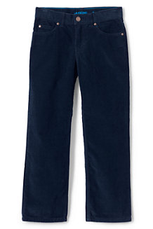Boys' Jersey-lined Cord Jeans