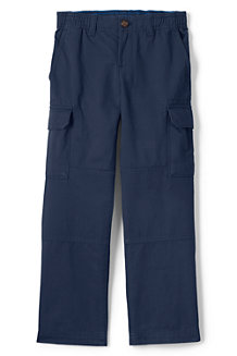 Boys' Iron Knees Cargo Trousers