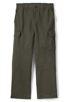 Boys' Iron Knee® Pull-on Cargo Trousers
