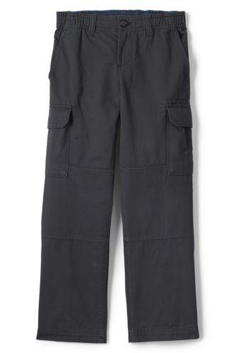 Boys' Iron Knees Cargo Trousers