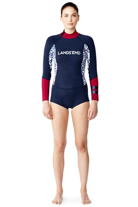 Women's Long Sleeve Springsuit