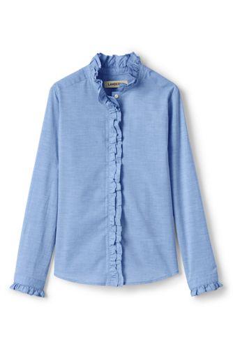 La Chemise à Ruchés, Fille
