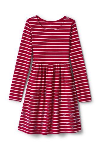 La Robe Design Taille Froncée Petite Fille