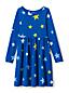 La Robe en Jersey Taille Froncée, Toute Petite Fille
