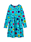 Toddler Girls' Gathered Waist Jersey Dress