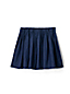 Little Girls' Gathered Chambray Skirt