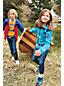 Little Girls' Pull-on Denim Jeggings