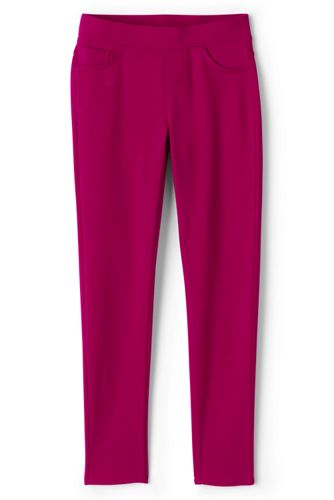 Little Girls' Pull-On Ponte Jersey Jeggings