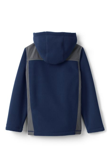 Boys Husky Bonded Fleece Jacket