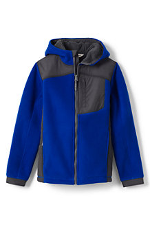 Boys' Bonded Fleece Jacket